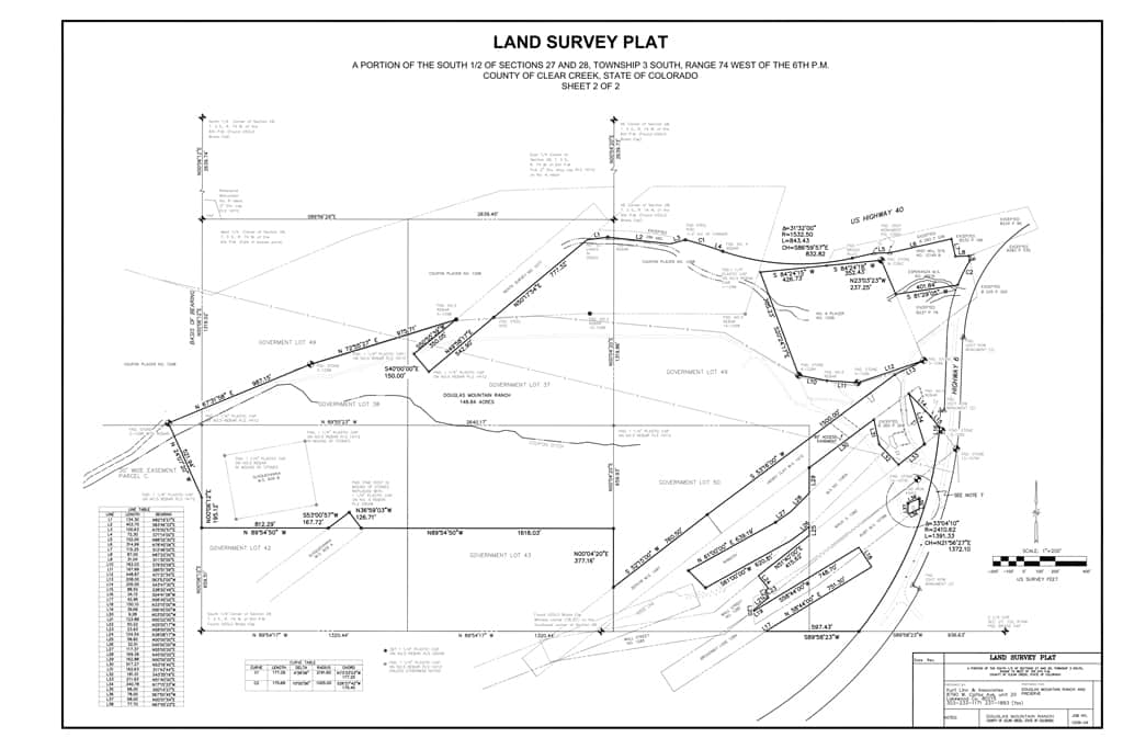 land survey plat 2